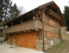 Restoration of 300 years old wooden house - Slika 1