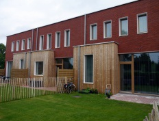 Passive windows made of thermally modified wood Silvapro® - Slika 1