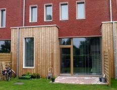 Passive windows made of thermally modified wood Silvapro® - Slika 2
