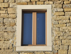 Sustainable Park Istria - windows made of thermally modified spruce - Slika 2