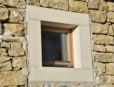 Sustainable Park Istria - windows made of thermally modified spruce - Slika 4