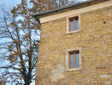 Sustainable Park Istria - windows made of thermally modified spruce - Slika 1