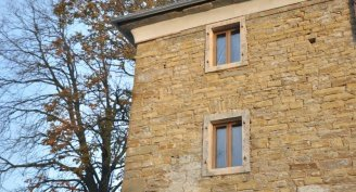Sustainable Park Istria - windows made of thermally modified spruce
