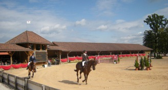Equestrian center Ugar